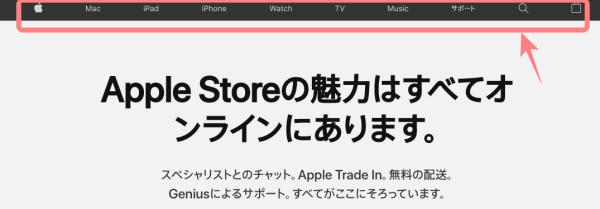 アップルオンラインストア 購入方法